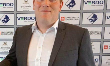 Interview med Rasmus Bertelsen inden kampen mod AGF