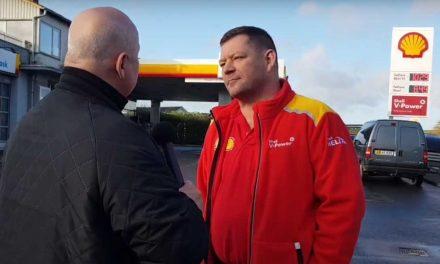 Statoil i Råsted er nu blevet til Shell
