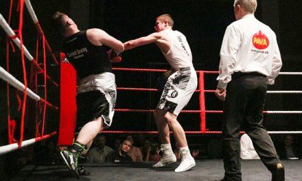 Tre af byens fire klubber med i boksestævner hos Combat