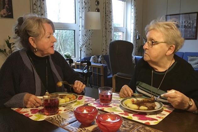 Ældre Sagen overtager spisevenner