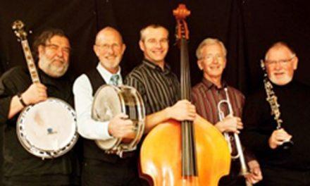 Jazzband afslutter julen