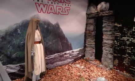 Interview med filmanmelder om den nye Star Wars film