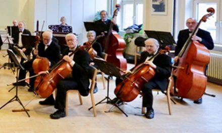 Nytårskoncert med Aarhus Promenadeorkester