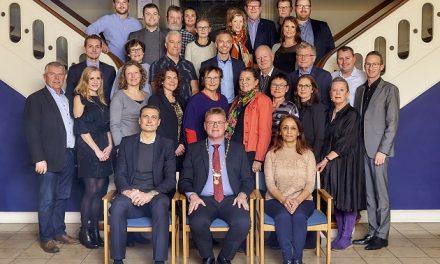 94 punkter på første Byrådsmøde mandag