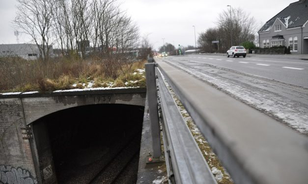 Viborgvej bliver spærret for vejtrafik fra tirsdag den 13. november