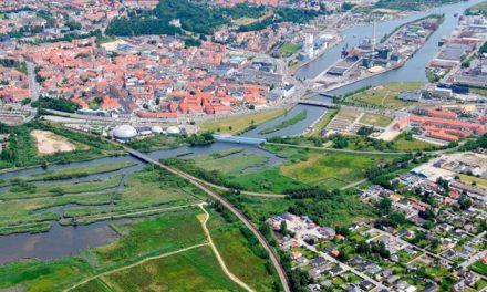 Klimatilpasning skal give bedre adgang til vandet i Randers