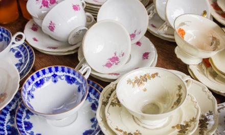 Gammelt porcelæn søges til nyt køkken