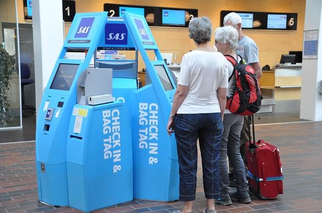 Markant vækst i passagertal fra Aarhus Airport