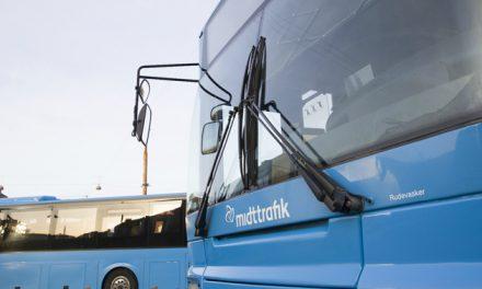Midttrafik kører med færre busafgange