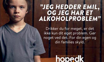 Fokus på børn i alkoholiserede hjem