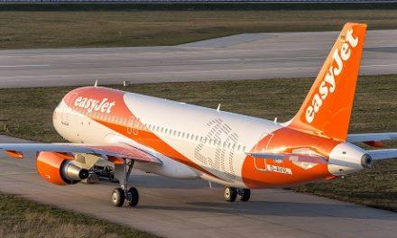 easyJet åbner rute fra Aarhus Lufthavn