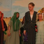 Moses musical i Enghøj Kirke