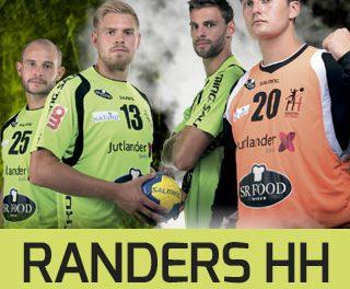Interview med Randers HH spillere inden kampen i aften