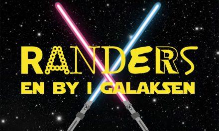 Randers…en by i galaksen – program