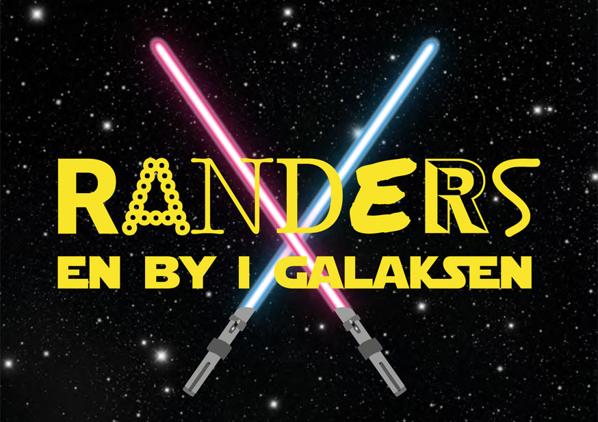 Randers…en by i galaksen – program