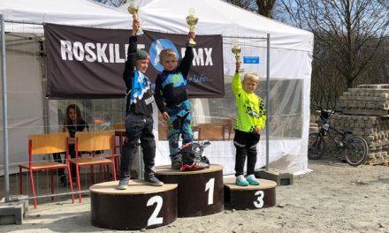 Randrusiansk succes i Roskilde