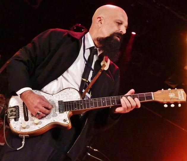 Canned Heat-guitarist gæster Bluesnight