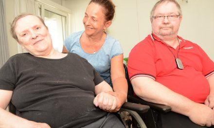 Chikane mod handicappet borger