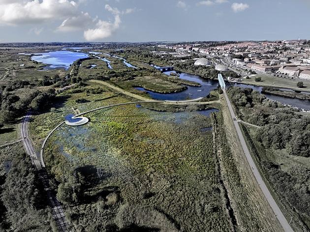 Storkeengen og Finderiet blandt Danmarks bedste klimaprojekter