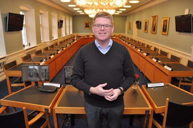 Borgmester og kommunaldirektør vil gerne møde dig