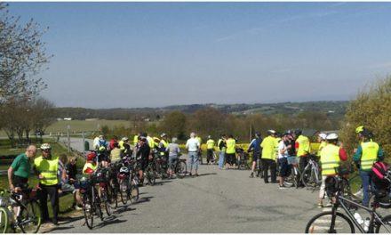 Forårscykeltur med Cyklistforbundet