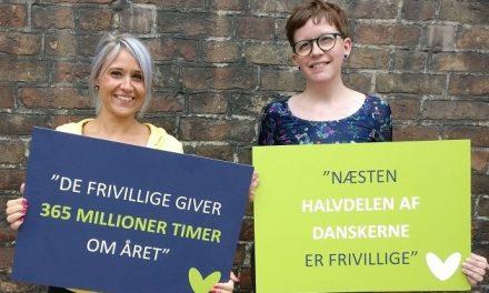 Nominer årets frivillige i Randers og omegn