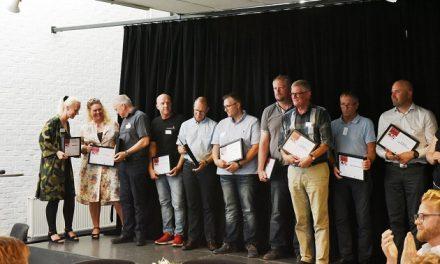 10 nye virksomheder har fået certifikat for social ansvarlighed
