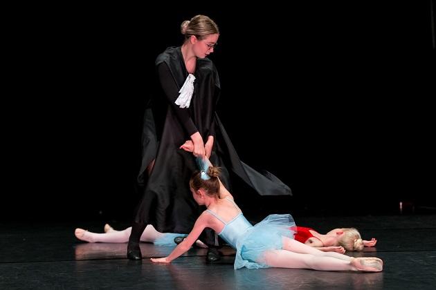 Randers ballet på Værket