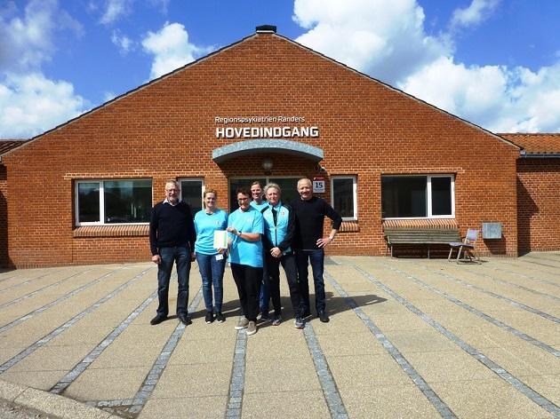 Huset i bevægelse får donation – der er åbent hus onsdag