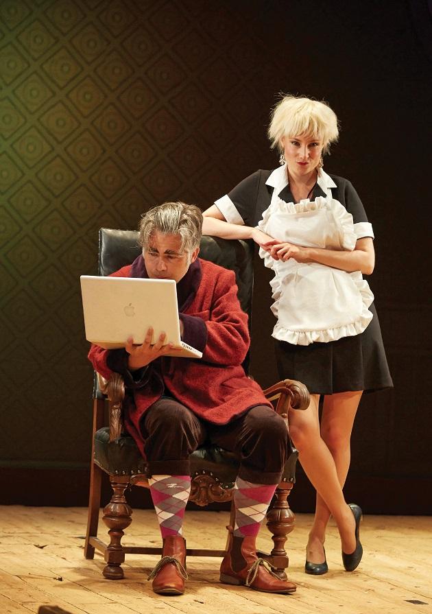 Pimpinone – En opera