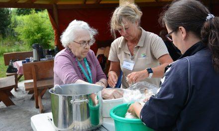 Randers Naturcenter indvier demensvenligt uderum