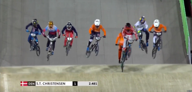 Dansk BMX succes til VM i Baku