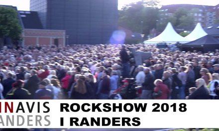 Rockshow 2018 på Værket i Randers