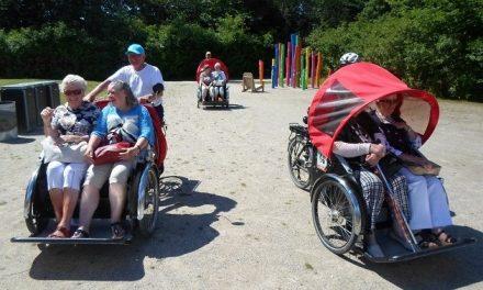 Projekt SeniorNET er blevet en succes i Randers