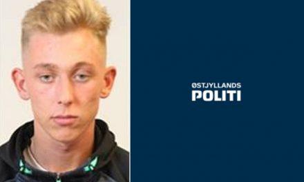 Efterlysning af 23-årige Rasmus Jensen