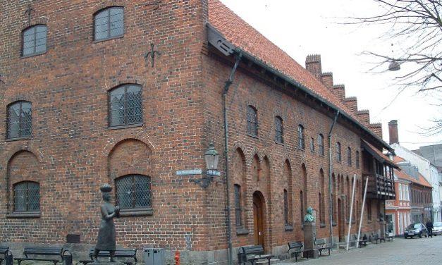 Åbent hus i Helligåndshuset – Randers Middelalderbys klenodie