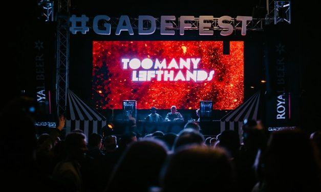 Gadefest On Tour indtager Østervold