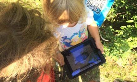 Digital dannelse i vuggestue og børnehave