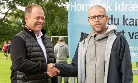 Nyt navn til stadion i Hornbæk