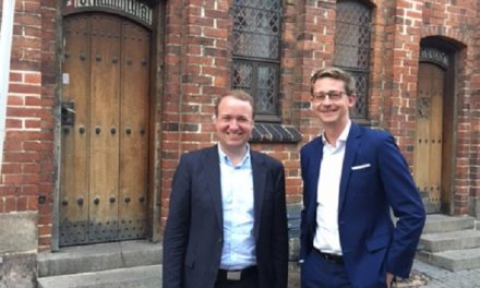 Skatteministeren besøgte Randers