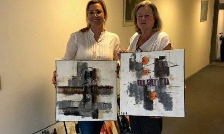 Malerier til medlemmer af Cityforeningen