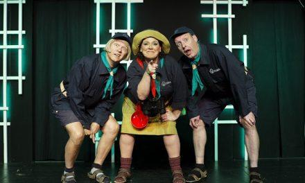 Anmeldelse – Randers Revy med Randers debut i topklasse