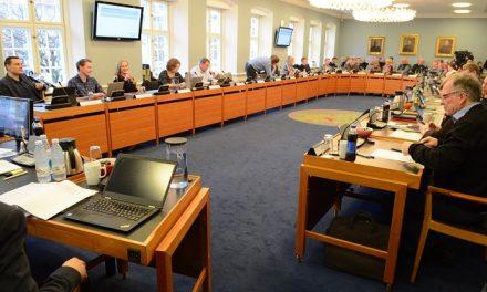 Fælles budgetforslag fra partier udenfor aftalen