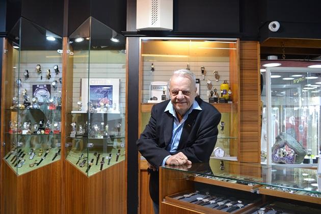 60 år med guld og smykker