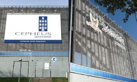 Randers : Ny stadionsponsor i modvind med skiltning