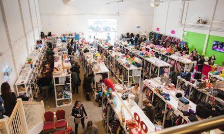 Populært loppesupermarked for børnefamilier åbner i Randers