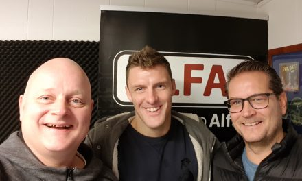 Randers FC interview inden kampen mod Hobro lørdag