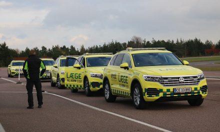 Jan Kjær Madsen er ny ambulancechef i Præhospitalet