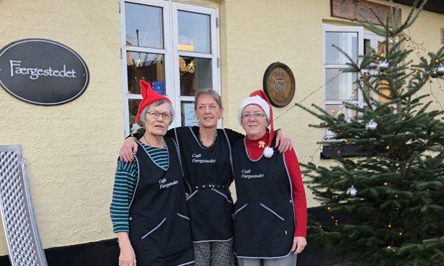 Jul i det gamle færgested