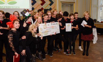 Randers Lilleskole vinder Springfrøprisen